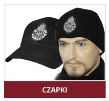 czapki straż