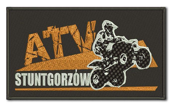 naszywka motocyklowa, emblemat dla motocyklist�w
