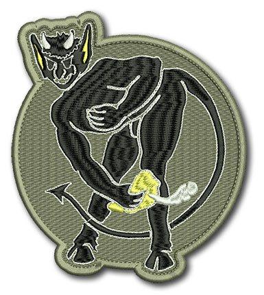emblemat wojskowy, militarne, hafciarnia